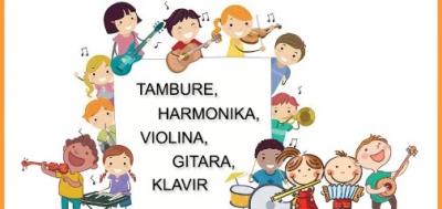 Upisi U 1 Razred Osnovne Glazbene Skole U Podrucnom Odjelu Sveti